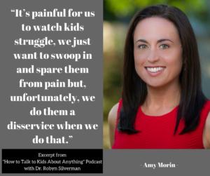 Amy morin psychotherapist
